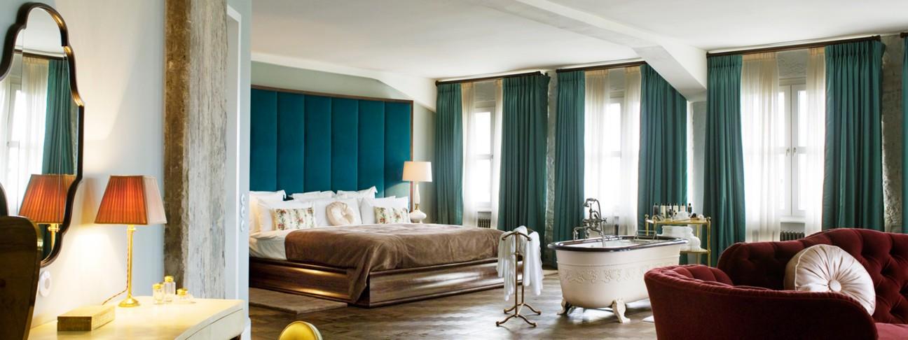 Soho House Berlin hotel – Berlin – Germany