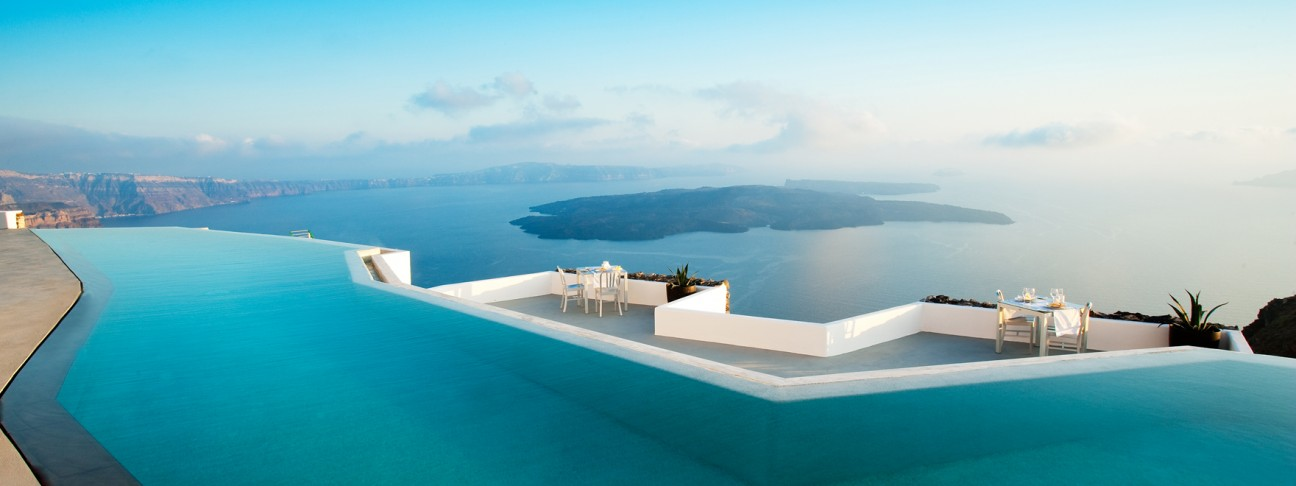 Santorini home around for Design hotels griechenland