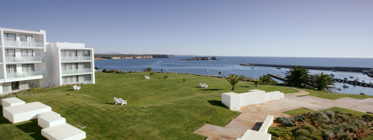 Sagres Portugal  City new picture : Memmo Baleeira hotel – Sagres – Portugal