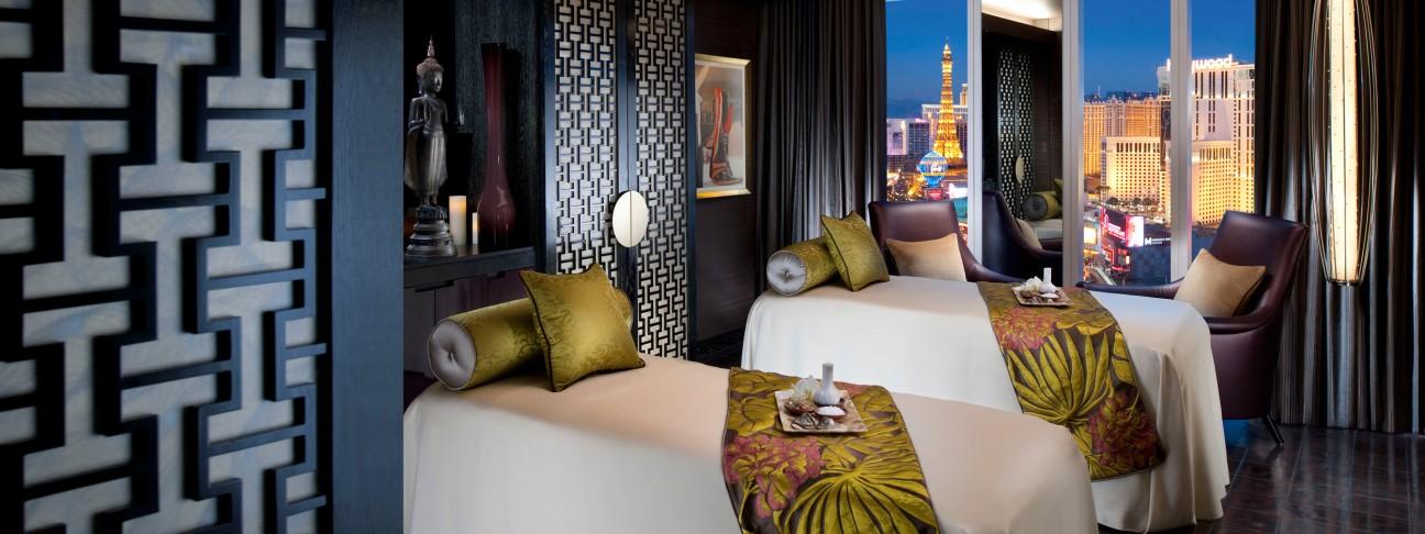 Mandarin Oriental Las Vegas hotel – Las Vegas – USA