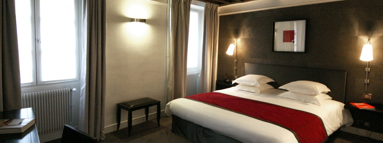 Hotel Duo – Paris – France