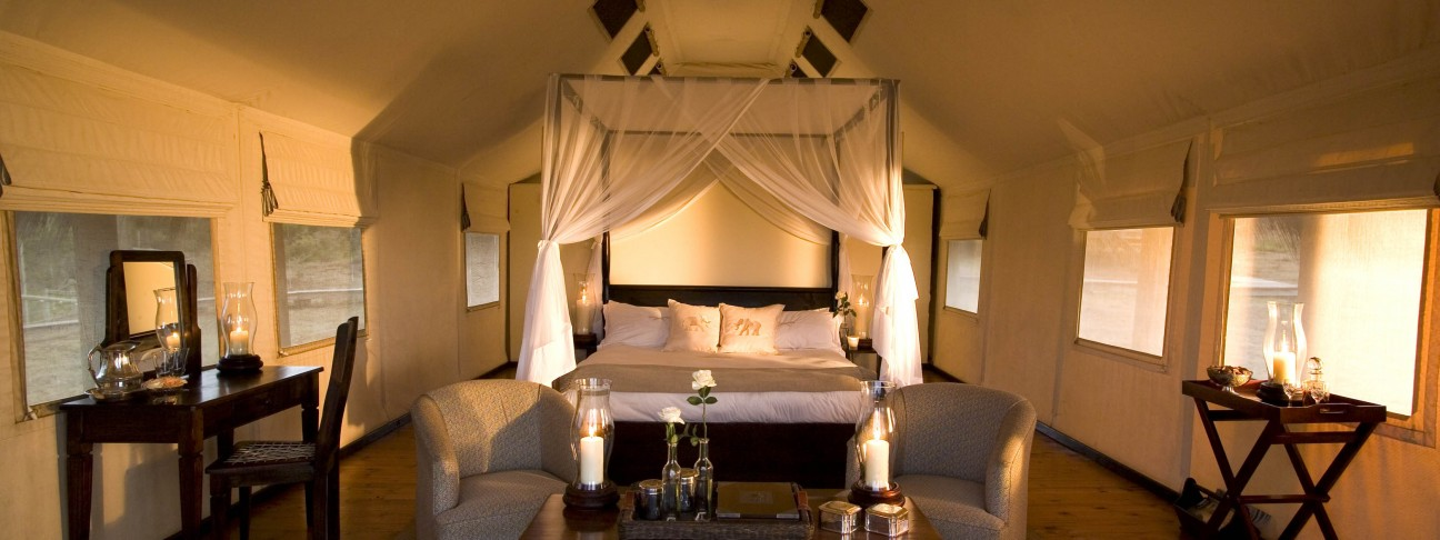 Gorah Elephant Camp hotel - Garden Route & Winelands - South Africa