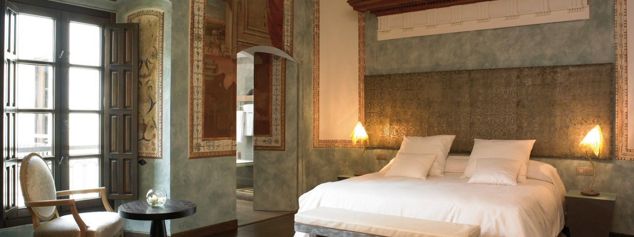 Hospes Palacio de Bailio - Cordoba - Spain