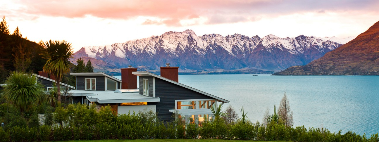 Matakauri Lodge - Queenstown - New Zealand