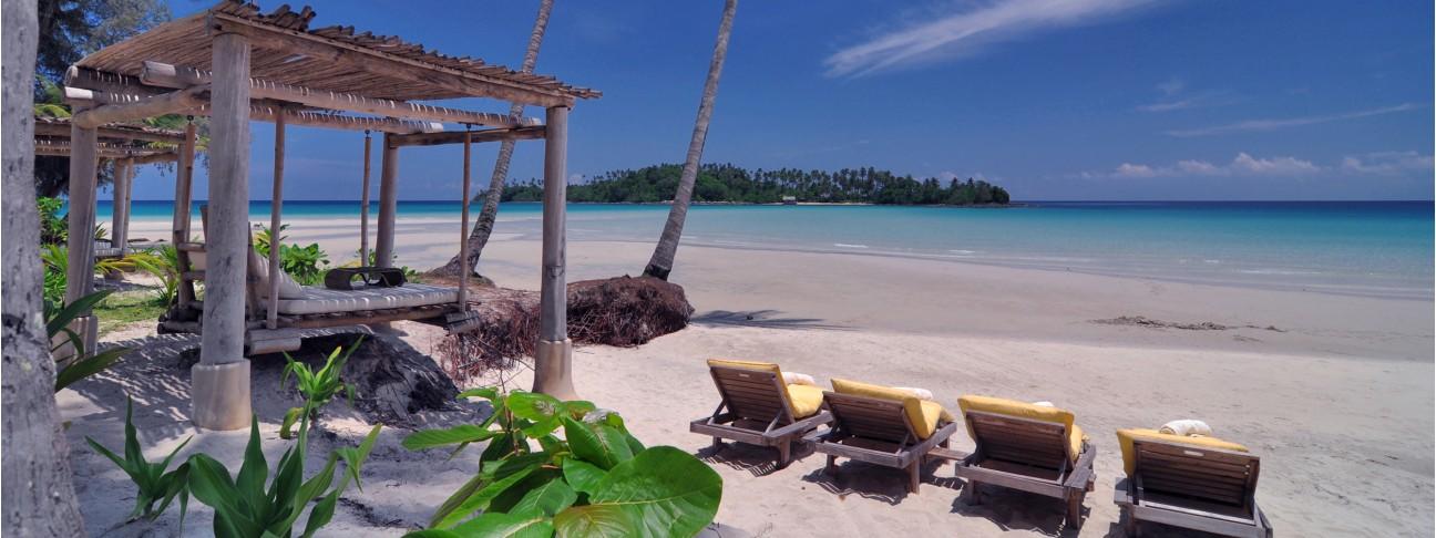 Soneva Kiri Hotel – Koh Kood – Thailand
