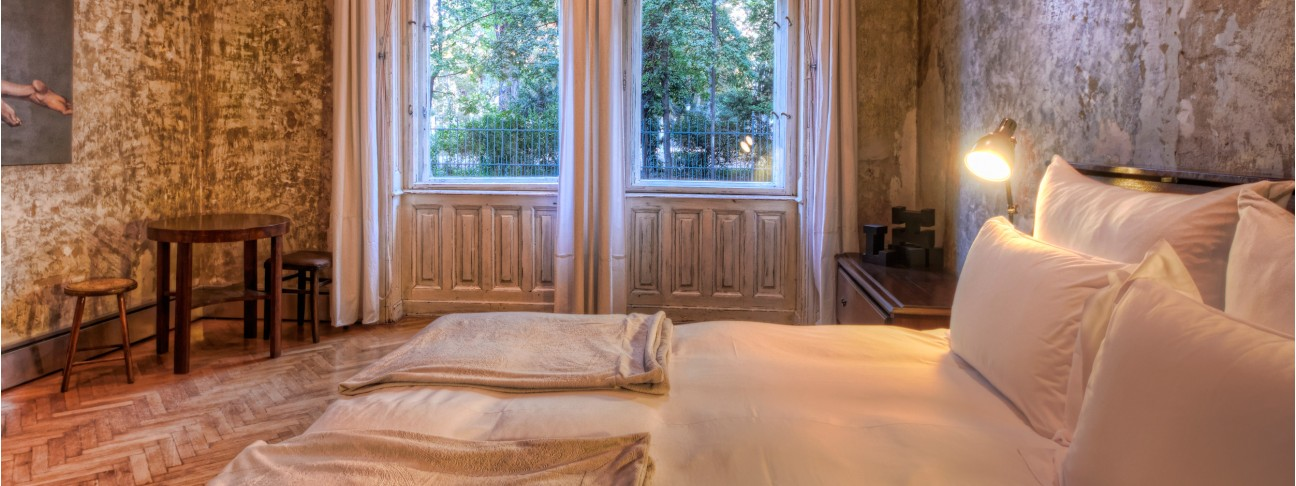 Brody House hotel – Budapest – Hungary