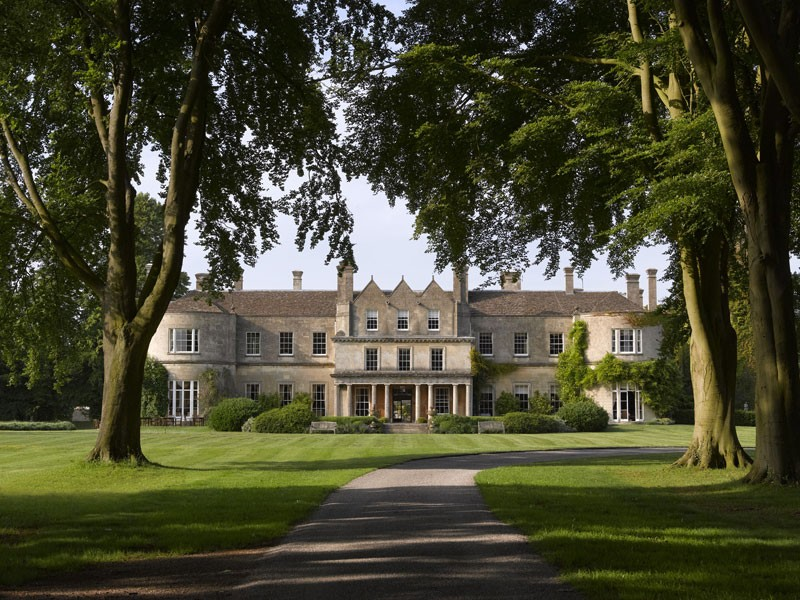 Lucknam Park Hotel &amp; Spa