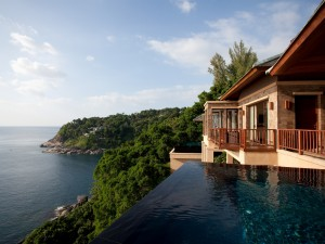Cliff Pool Villa07