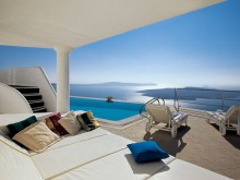 Homeric Poems hotel – Santorini – Greece