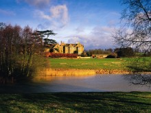 Fawsley Hall Hotel – Northamptonshire – United Kingdom