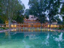 Swimming pool - Amanbagh - Jaipur - India