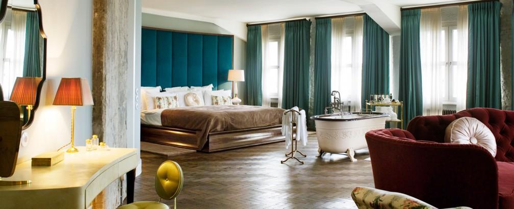 Budget boutique hotels